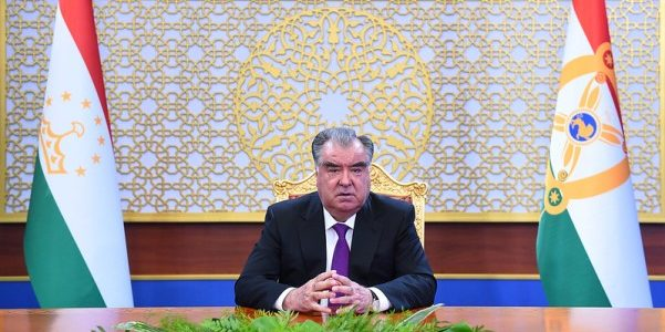 Speech of the President of Tajikistan Emomali Rahmon at the UN GA High-Level Meeting on the Occasion of the UN 75th Anniversary