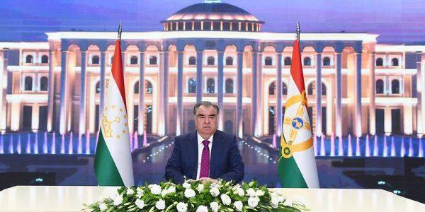 Поздравительное послание Лидера нации, Президента Республики Таджикистан уважаемого Эмомали Рахмона по случаю Дня Национального единства