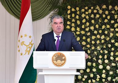 Речь Лидера нации Эмомали Рахмона на встрече с руководителями, активистами и жителями Шаартузского района Хатлонской области