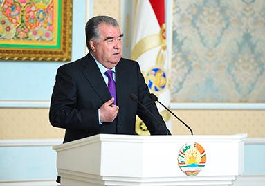 Речь Лидера нации уважаемого Эмомали Рахмона на первом заседании Совета по науке, образованию и инновациям при Президенте Республики Таджикистан