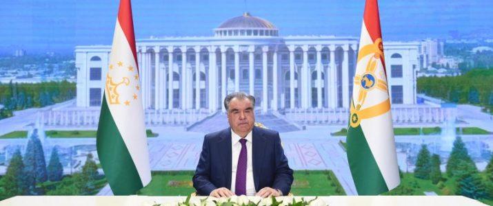 ПОЗДРАВИТЕЛЬНОЕ ПОСЛАНИЕ Президента Республики Таджикистан, Лидера нации уважаемого Эмомали Рахмона по случаю священного праздника Фитр