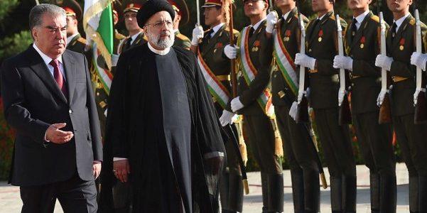 Начало официального визита Президента Исламской Республики Иран Сайида Ибрахима Раиси